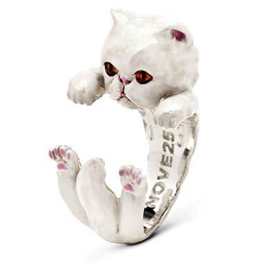 Dog Fever Cat Rings