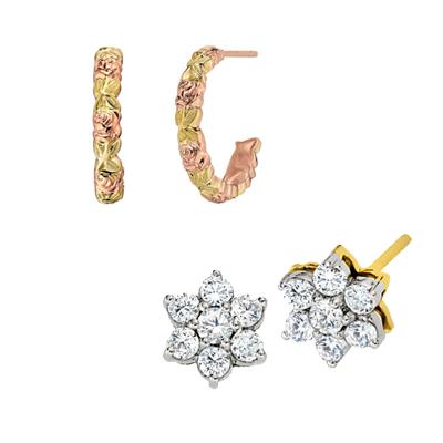 Jabel Earrings