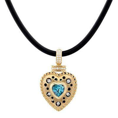 JDS Mirror Necklace