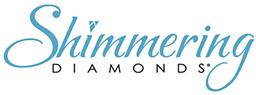 Shimmering Diamonds logo
