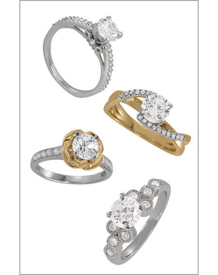 Rings to choose from