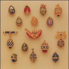 Faberg'e Eggs