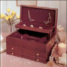 Victoria Jewelry Chest
